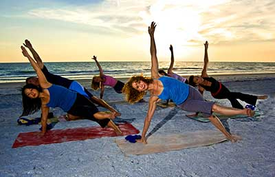 Beach Yoga - Mind Body Fusion Yoga